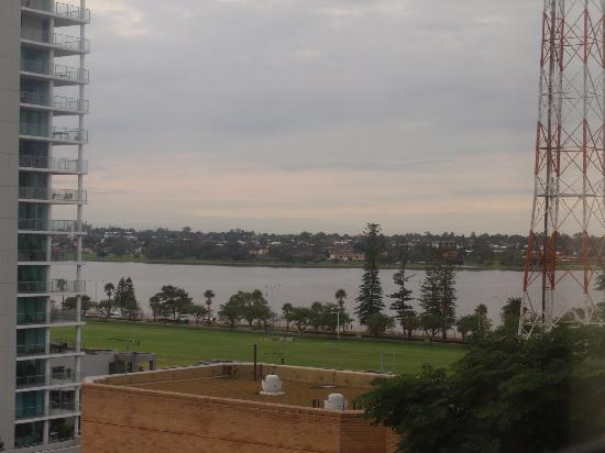 Comfort Inn & Suites Goodearth Perth: View from the hotel