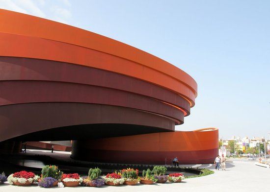 The design museum in Holon