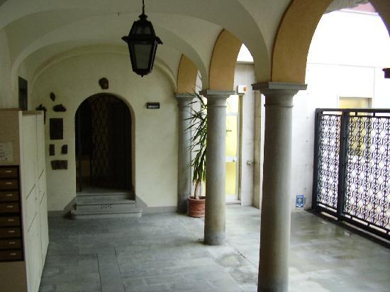 La Castellana: ingresso