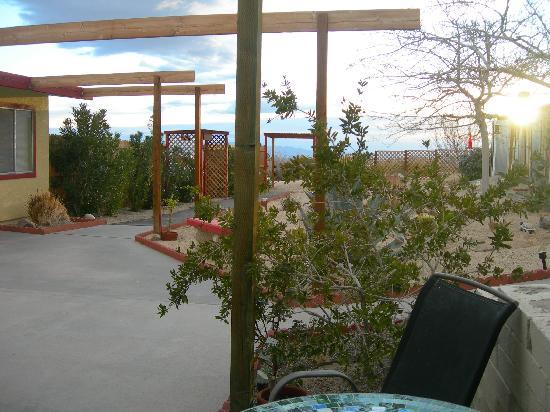 Harmony Motel: vue extérieur