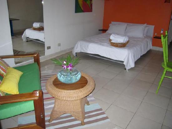 El Punto Hotel: Our Room