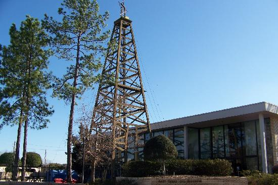 Kilgore, Τέξας: the East Texas Oil Museum