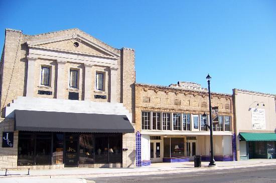 downtown Kilgore