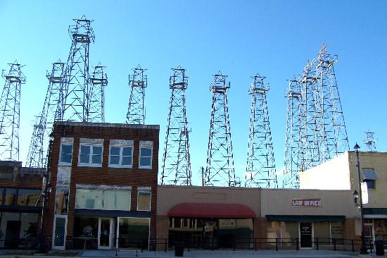 downtown Kilgore - Picture of Kilgore, Texas - TripAdvisor