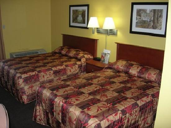 Dartmouth Oceanview Hotel: Guestroom