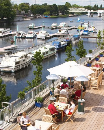Radisson Blu Hotel, Athlone: The Terrace