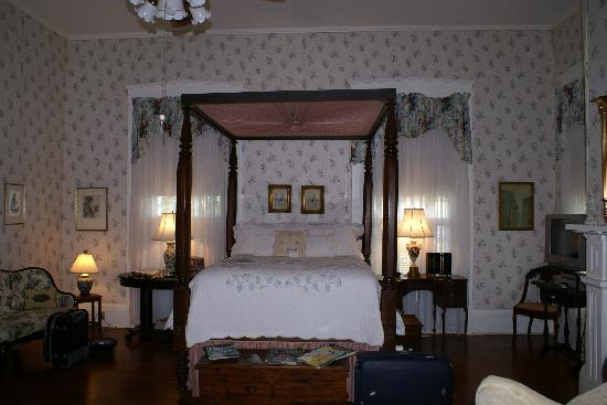 Lorman, MS: Our room