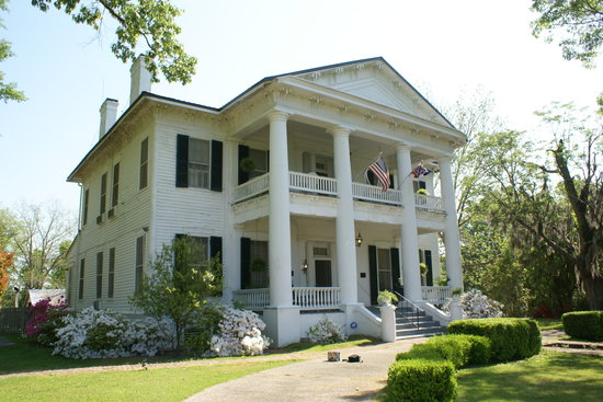 Lorman, MS: The house