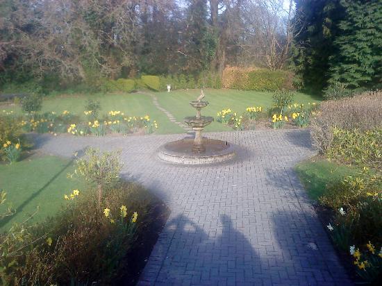 Castle Oaks House Hotel: The Gardens