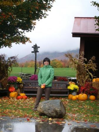 Burlington, VT: Von Trapp Lodge, New England 2008