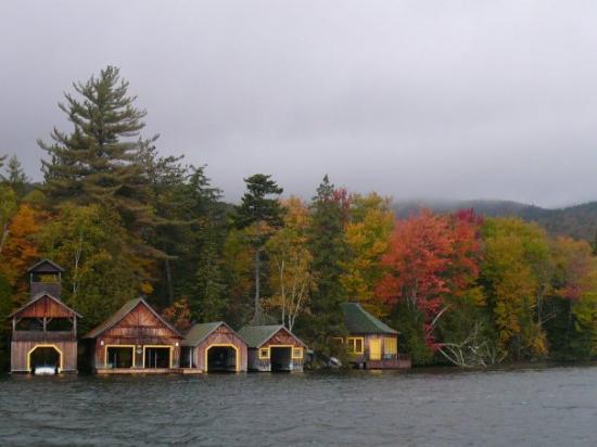 เลกเพลซิด, นิวยอร์ก: Lake Placid, New England 2008