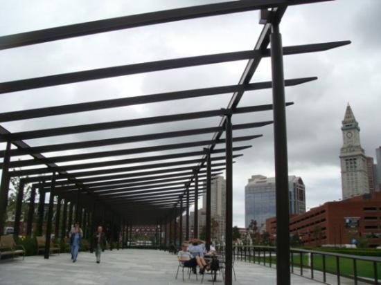 Boston, 2008