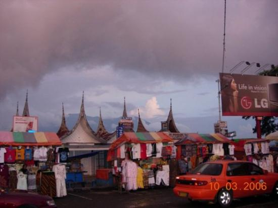 Pasar Atas-Bukittinggi, West Sumatra 2006