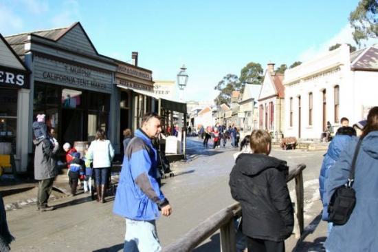 Sovereign Hill - Ballarat (The Town)