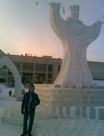 Naberezhnye Chelny, Russia: 2010,13 february,16:25PM Moscow time