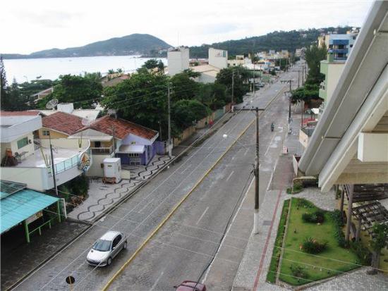 Bombinhas, SC: Vista del Departamento