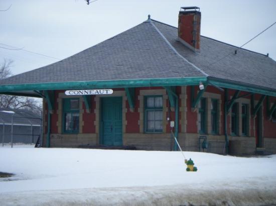Conneaut Train Station Picture Of Geneva Ohio Tripadvisor