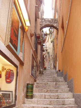 Taormina, Itália: sicilia
