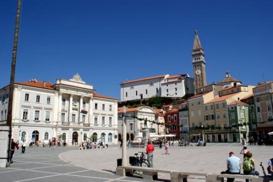 Piran & Piazza Tartini