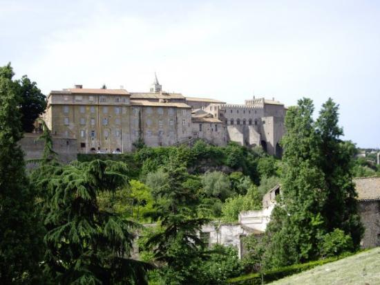 Viterbo, Italien: Convent