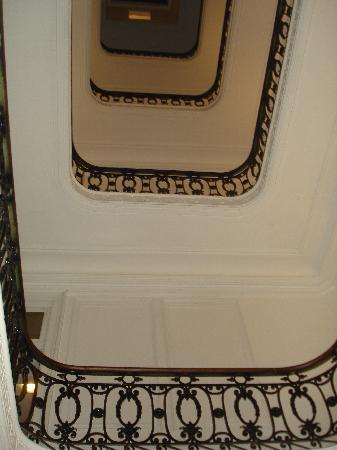 Inside Hotel Mundial