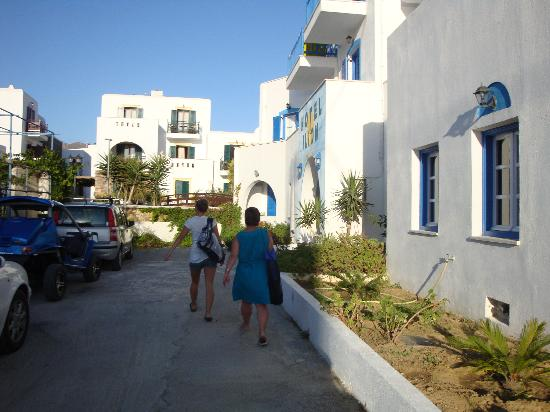 Ilion Hotel: hotel ilions