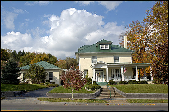 Abingdon, VA: Summerfield Inn Bed & Breakfast