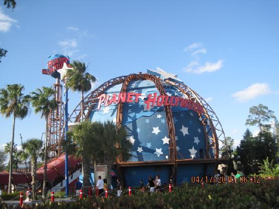 Planet Hollywood, Orlando, FL