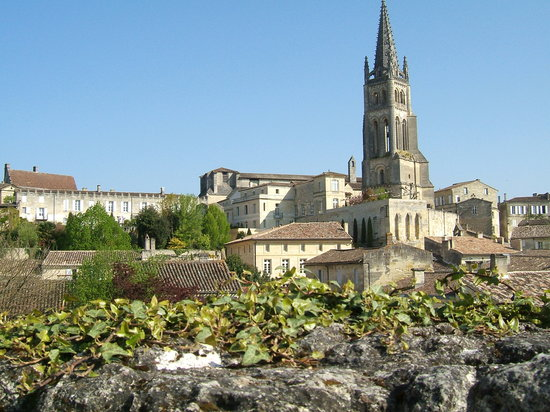 Bordeaux, France : St. Emilion