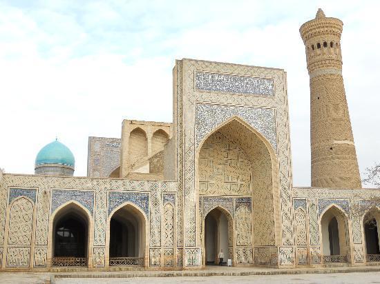 Uzbekistán: ブハラ