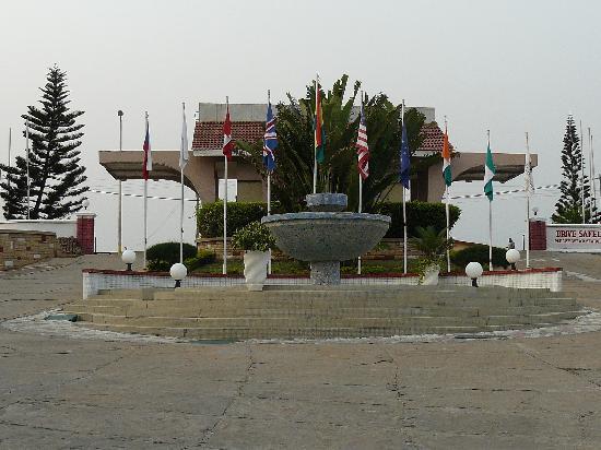 Elmina Beach Resort: exterieur