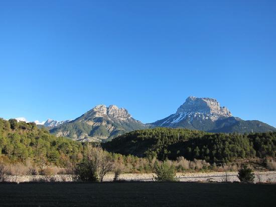 Station de ski - Saint Lary Soulan : スキー場アクセスのスペイン側