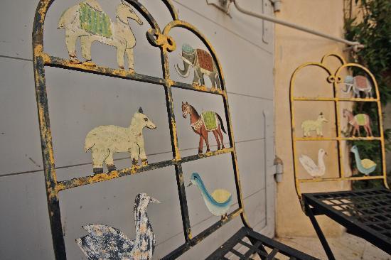 La Maison Sur La Sorgue - Esprit de France : Garden Chairs