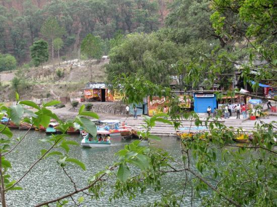 Nainital Hill Station - Bike Rental services : Sattal