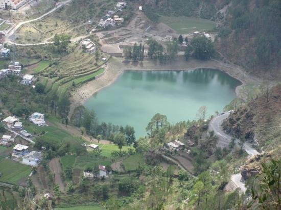 Nainital Hill Station - Bike Rental services : Khurpa tal
