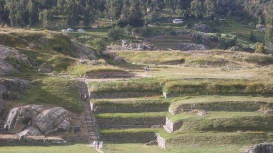 Bilde fra Sacsayhuaman