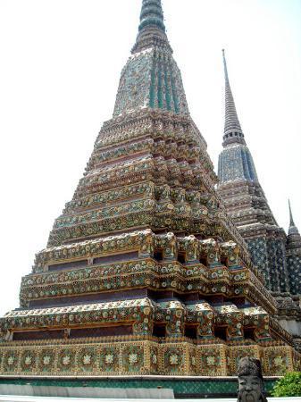 Ko Phangan, Thailandia: Wat Pho