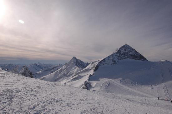 Hotel Alpenhof Hintertux: traumhaftes Skigebiet