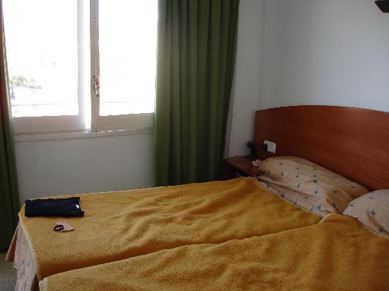 Apartaments Condado: Bedroom