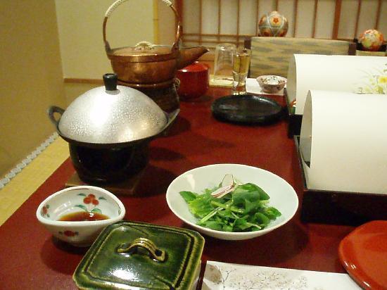 Oyado Tamaki: 夕食