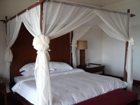 Kanda Residences: Main Bed