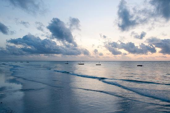 Neptune Palm Beach Boutique Resort & Spa: Beach