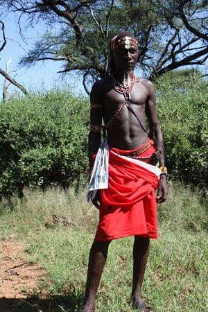 Nanyuki Town, Kenya: Staff