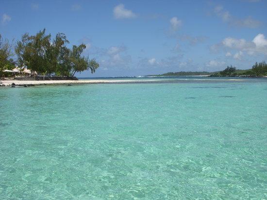 Bel Ombre: Ile des Deux Cocos