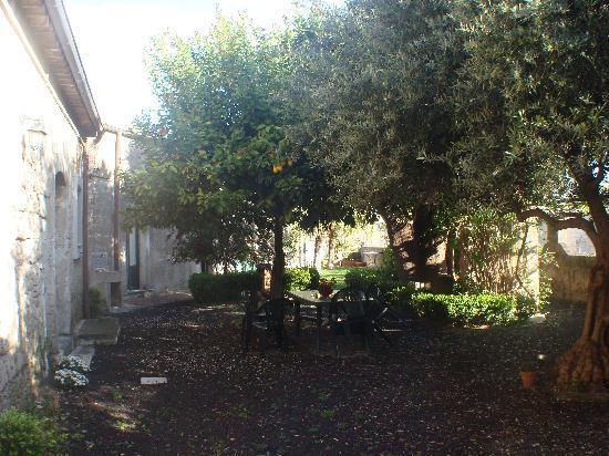 Al Giardino Dei Cavalieri: Garten, ein Zentrum der Erholung