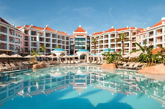 Hilton Vilamoura As Cascatas Golf Resort & Spa: Resort