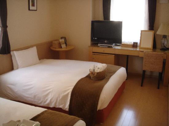 Arietta Hotel Osaka: standard twin
