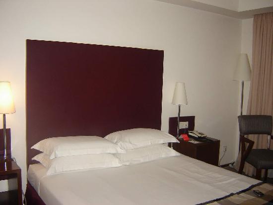 Capitol Hotel: Bedroom