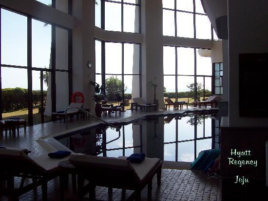 Hyatt Regency Jeju: Hyatt Jeju Indoor pool
