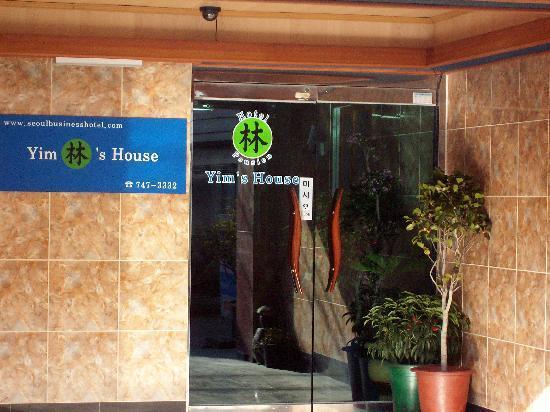 โรงแรมยิมส์ เฮ้าส์: Yims House Seoul